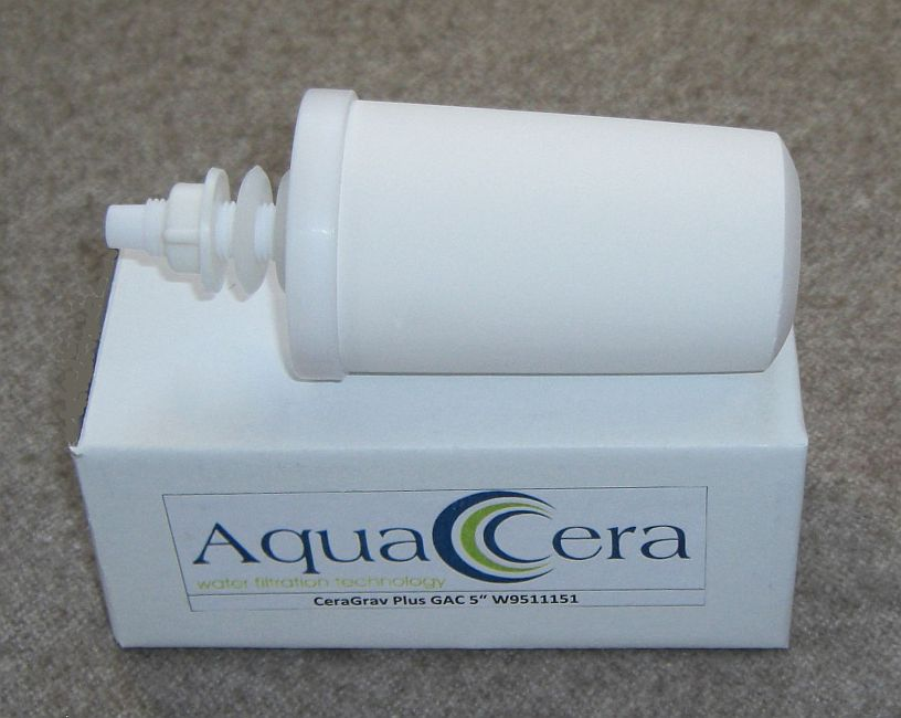 AquaCera CeraSyl Keramikfilter Element