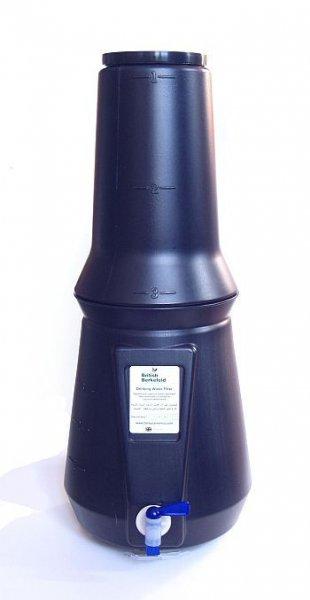 British BerkefeldLP2 Wasserfilter für Notvorrat