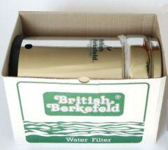 British Berkefeld SS4 verpackt für Transport